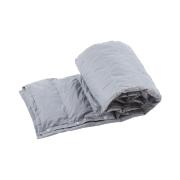 每晚随身暖心羽绒小披毯