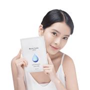 水肌美玻尿酸保湿面膜 25ml*10片 补水