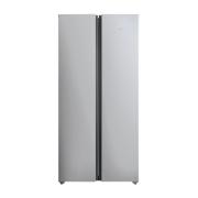 云米483升对开门冰箱 极光银