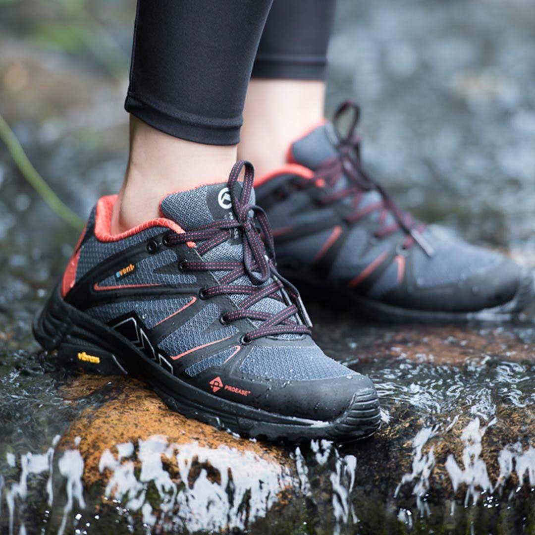 22日12点: YOUPIN 小米有品 Proease Forest 男女款越野跑鞋