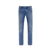 90分 COOLMAX修身直筒牛仔裤