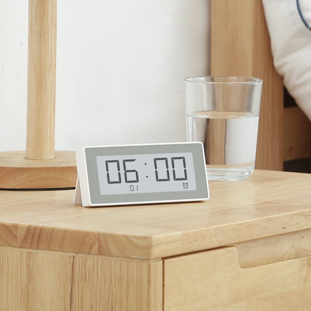 Xiaomi lanza un nuevo reloj despertador que nos dirá la humedad y temperatura de la habitación