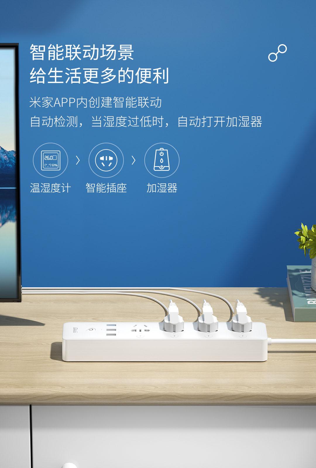Regleta inteligente Xiaomi, lo último a la venta en Youpin - Noticias Xiaomi