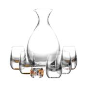 Circle Joy圆乐 五谷丰登创意白酒杯壶礼盒套装