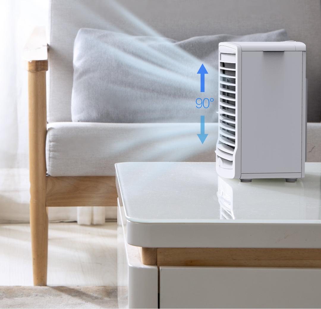 Aire acondicionado Xiaomi para llevar a cualquier lugar de casa