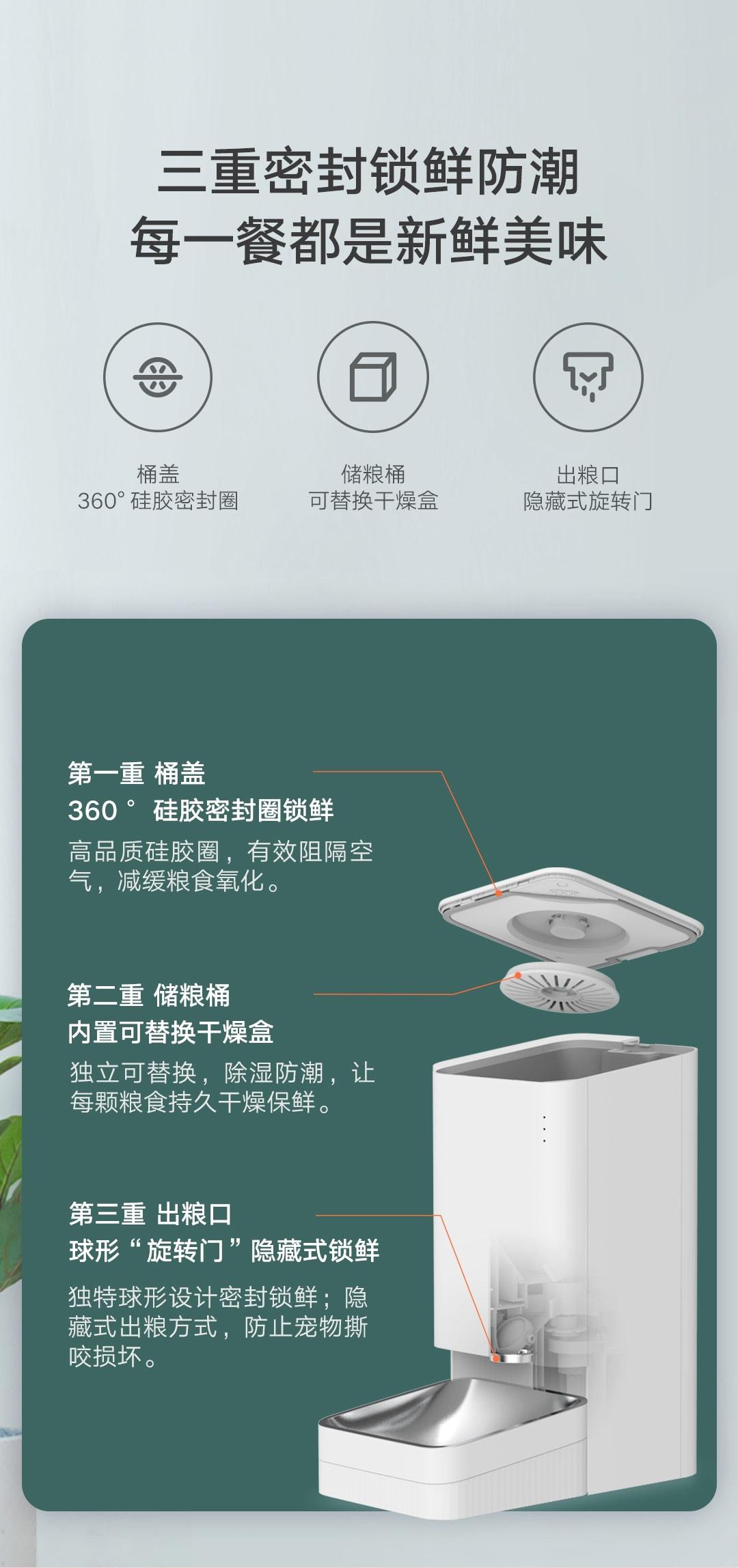 Xiaomi lanza su primer dispensador de comida para perros y gatos. ¡Este es el dispensador que los usuarios de Mi Home esperábamos ver!