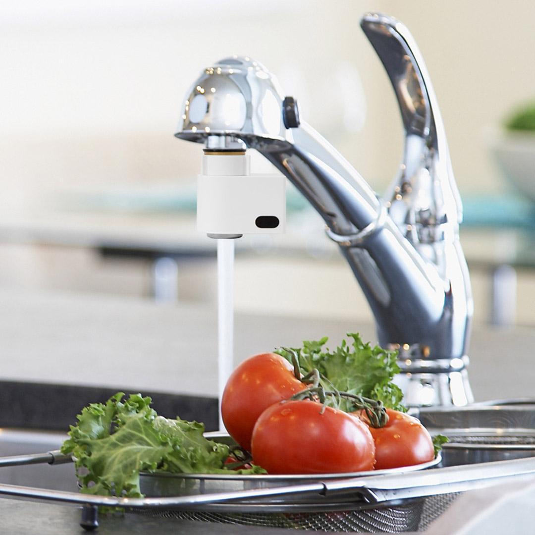 Sensor grifo Xiaomi, ahorra hasta un 35% de agua - Noticias Xiaomi