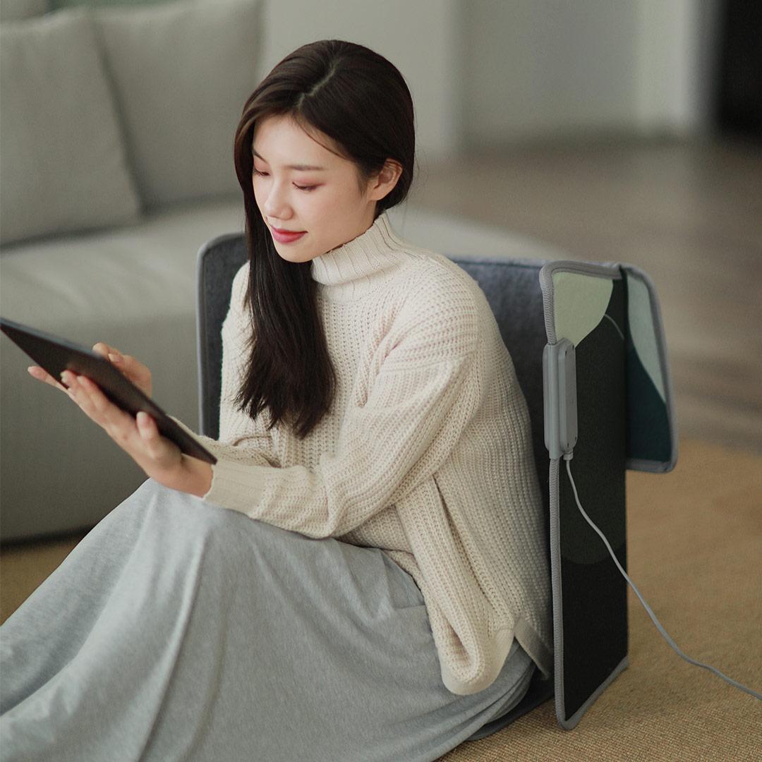 Xiaomi pone a la venta un radiador para piernas orientado aquellos que andan trabajando desde casa